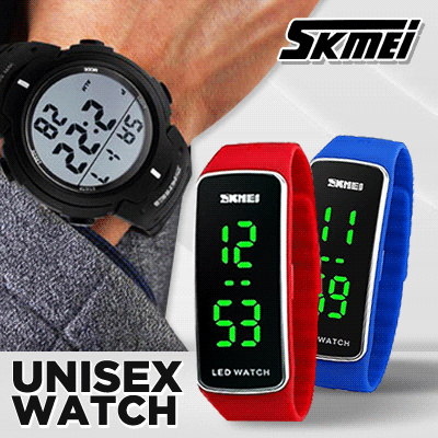 Qoo10PROMO SKMEI ORIGINAL WATCH COLLECTION - LED WATCH - SPORT WATCH - DIGITAL WATCH - UNISEX WATCH