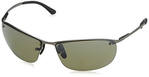 95d7cb4c2e fit to viewer. prev next. Ray-Ban RB3542 Chromance Lens Wrap Sunglasses