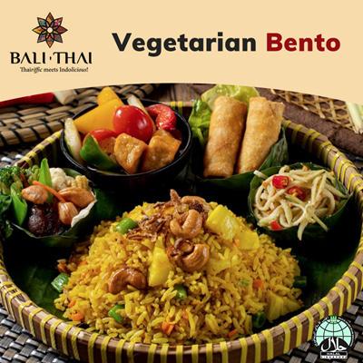 B3 Vegetarian Bento