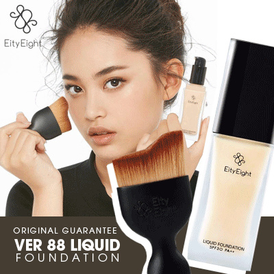 Eity Eight Liquid Foundation VER 88 NEW ORIGINAL Tersedia 2 Pilihan l Best Liquid Foundation Deals for only Rp415.000 instead of Rp415.000