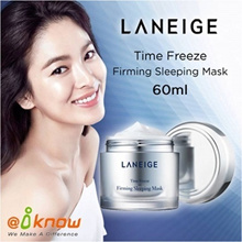 ★BEST SELLERS★ Laneige Time Freeze Firming Sleeping Mask 60ml