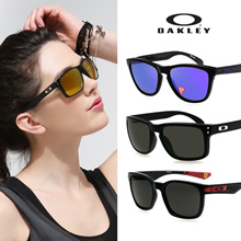 Oakley Fashion Sunglasses Frogskins Holbrook Breadbox 100% Authentic UV protection Polarized  Marathon Golf Fishing Baseball Disgner Glasses Optical Frame Fashion Goods Asian Fit EYESYS