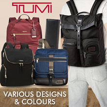 Authentic UNISEX TUMI Backpack / Key Holder / Travel Bag / ALL NEW ARRIVALS