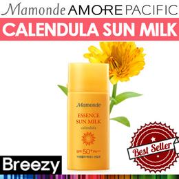 [BREEZY] ★ [Mamonde] Calendula Essence Sun Milk SPF50+ PA+++ 35ml /