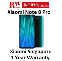 Redmi Note 8 Pro 128GB [RAM 6GB] (Green) Local Xiaomi Warranty