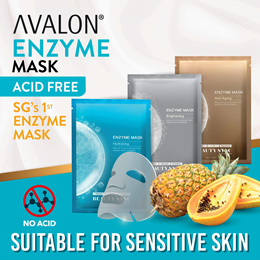 BEAUTY SYNC Enzyme Mask | Skin Renewal and Exfoliation with Natural Enzymes