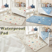★Waterproof Pad★Change Diaper Mat/Waterproof Mat/Travel/Trip/Outdoor/Pad/Baby/Cotton 100%/Infant play mat Sleeping mat/Nap mat/Made in korea