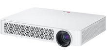 LG Portable LED Full HD Beam Projector 3D Movie Mini Beam Smart TV