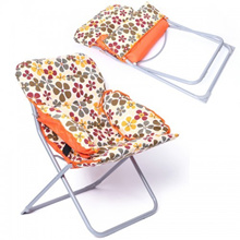 Folding Chair 2 Unit Office Portable Chair Outdoor Lazy Nap Lunch Chair
