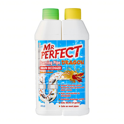 MR.PERFECT FOAM PIPE DRAGON 450ml