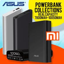 [12.12] All Powerbank Real Capacity 7800mah - 10050mah - 100% Original