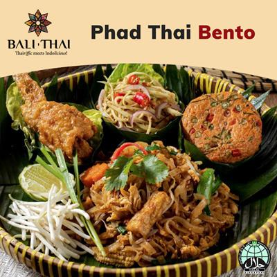 B5 Phad Thai Bento