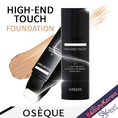 [OSEQUE]High-End Touch Foundation/Roller type Foundation?SOLD 1 MILLION PIECES IN KOREA? HIGH END TOUCH/ANTI-WRINKLE/RADIANTWHITENING/SPF34 PA+++/BOTOX AND FILLER FOUNDATION/3D GLOW/OSEQUE Deals for only Rp189.000 instead of Rp189.000