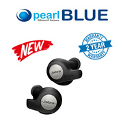 Jabra Elite Active 65t True Wireless Earbuds - Titanium Black