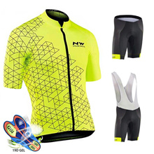 Quick View Window OpenWishAdd to Cart. rate new. Cycling Jersey Set 2019  Pro Team Nw Breathable Bicycle Cycling Clothing Men Mountain Bike ... 6809ad5dd