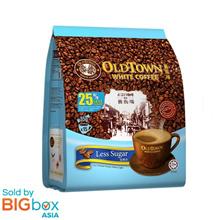OLDTOWN White Coffee 3in1 Less Sugar 525g 35gx15s