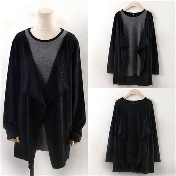 プリントのワンピース/ 韓国ファッション