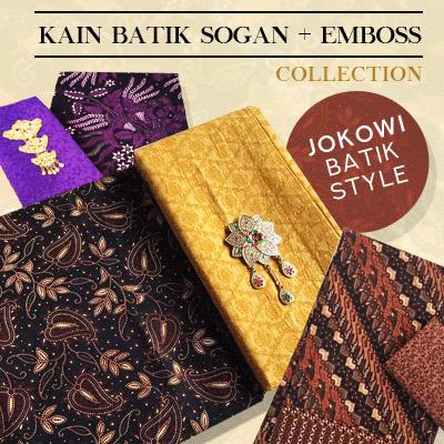 Kain Batik Sogan Deals for only Rp95.000 instead of Rp95.000
