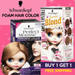 [1+1] BUY 1 GET 1 ! BEST SELLER SCHWARZKOPF FRESHLIGHT FOAM / CREME HAIR COLOR