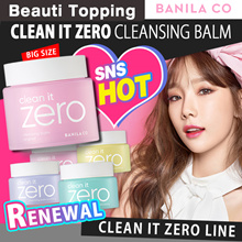 ★Disney Limited Edition★Zero Halloween Collection★BANILA CO★Renewal★Clean It Zero Foam Cleanser[Beau