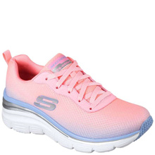 Women&#039 s Skechers Fashion Fit Build Up - Pink - Width: med - Fashion Sneakers