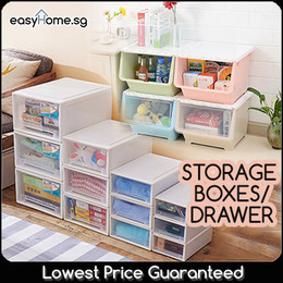 Movable Storage Box / Storage Drawer / Stackable/ Container Plastic/ Home Organization Organise