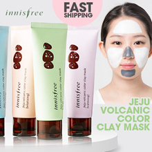 Inninsfree Jeju Volcanic Color Clay Mask 70ml