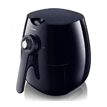 Phillips DAILY COLLECTION AIRFRYER 1425W 0.8KG, RAPID AIR (BLACK)