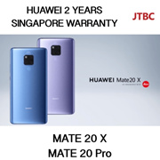 HUAWEI MATE 20 PRO / MATE 20 X | LOCAL SET 2 YEARS WARRANTY | FREEBIES FOR MATE 20X! | GROUPBUY