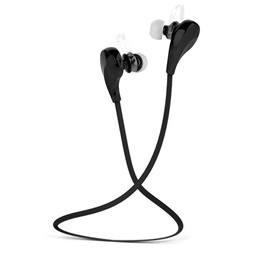 QCY QY7 Wireless Bluetooth 4.1 Stereo Earphone Fashion Sport Running Headphone Studio Music Headset with Microphone