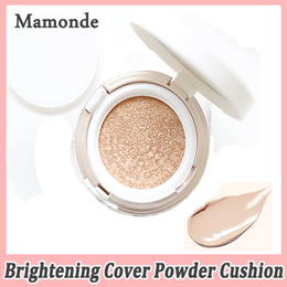 [Mamonde]★Big Sale★Brightening Cover Powder Cushion SPF50+/PA+++ / Foundation/ BB ※Free Shipping※