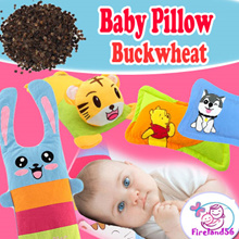 PIL1:Restock 18/07/2018 Baby / Buckwheat / baby pillow / Buckwheat pillow / buckwheat hull /romper