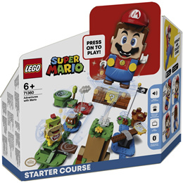 LEGO 71360 SUPER MARIO: Adventures with Mario Starter Course