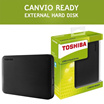 Harddisk External Toshiba Canvio Basic USB 3.0