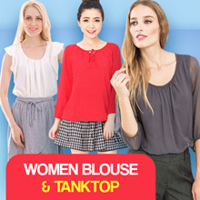 CLEARANCE STOCK BLOUSE-TANKTOP SPECIAL PRICE