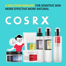 [COSRX] Low pH Good Morning Gel Cleanser / One Step Pimple Clear Pad / Korea Co