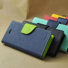 MERCURY Card Holder Flip Case iPhone 5 5s SE 6 6s 6 Plus 6s Plus