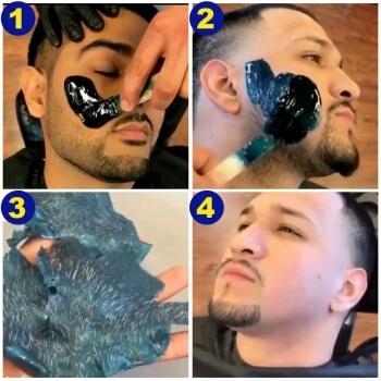 Qoo10 Shadow Wax Hot Wax Bean Beard Hair Removal Cream Tearing Type Underarm Cosmetics