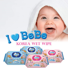 ◆ I Love Bebe Korea Wet Wipe ◆ Various Baby wet wipes / wet wipes / baby wipes /  Safe for baby