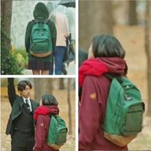 Brilliant Korean drama alone God ghost Jin Gaoyin casual wind bag backpack school bag