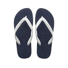 Havaianas Color Mix 0575 (Navy Blue/White) [Unisex]