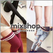 Langsha 120D velvet Pantyhose /stockings /Fishnet tights / Stovepipe socks / anti-snagging / tight/