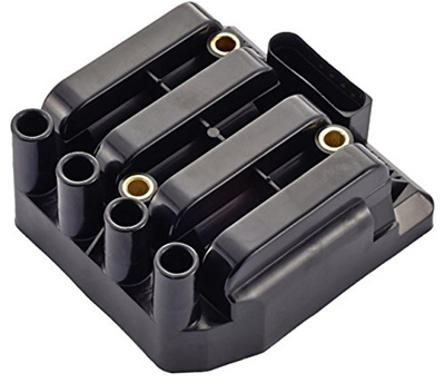 ENA Ignition Coil Pack for Volkswagen VW Beetle Golf Jetta Clasico 2 0L L4  fit UF484 C1393 5C1390