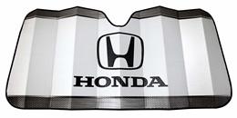 Plasticolor 003714R01 Honda White Windshield Sunshade