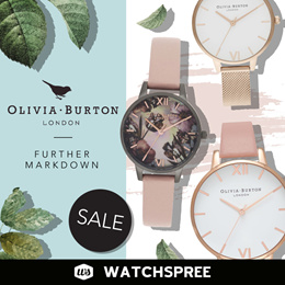 *100% Authentic* [FLAT PRICING] Olivia Burton Sale Watches Collection. 1 Year Warranty.