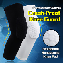 Professional Sport Crash-Proof Knee Guard / Protect Your Knee from Every Hits / Anti Collision Elbow Protector