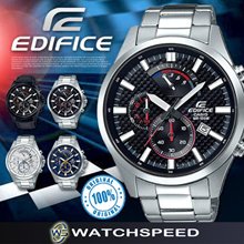 Casio Edifice EFV-530D Series Standard Chronograph Mens Watch