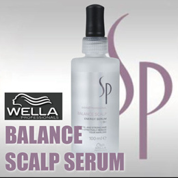 Wella SP BALANCE SCALP ENERGY SERUM (For Vital and Strong Hair) 100ml QOO10 lowest price