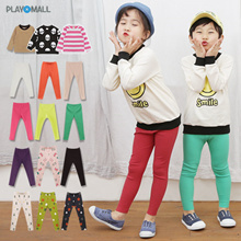 [HOWRU X PLAYMALL] New Arrival Spring / Kids Leggings 26 Styles T-shirt 26 Styles★Boy / Girl / Baby