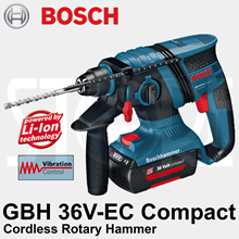 Bosch GBH 36 V-EC Compact Professional Cordless Rotary Hammer
